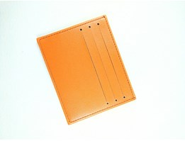 Jual DOMPET KARTU CARD HOLDER CARD WALLET DC 331 COKLAT