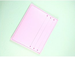 Jual DOMPET KARTU CARD HOLDER CARD WALLET DC 331 PINK