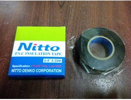 Jual NITTO PVC INSULATION TAPE