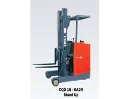 Jual Reach Truck Sit Down/Stand Up