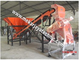 Jual COAL CRUSHER HM 50