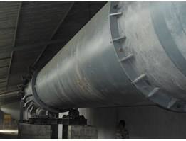 ROTARY DRYER DIAMETER 1.75 x 20 METER