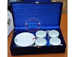 Jual Tea set Krakatau Steel