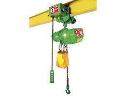 Jual FUTABA ELECTRIC CHAIN HOISTS C/W TROLLEYS – IMPORTIR TUNGGAL BANDUNG