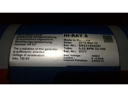 Jual HI-RAY 8 Smiths Detection