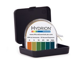 Hydrion Ammonia Test Paper AM-40
