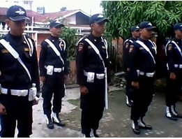 Jual SECURITY GUARD/ SATPAM