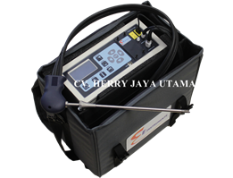 E8500 Plus Portable Industrial Combustion Gas & Emissions Analyzer