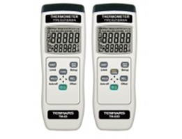 Temperature/ Humidity Meters and Dataloggers