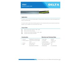 Jual Control Cable YSLY