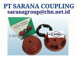 Jual C-KING RUBBER COUPLING MADE IN CHINA PT SARANA COUPLING