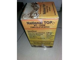 Jual National TOP NT-1000 W pompa air celup air bersih
