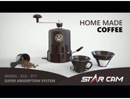 Star Cam Homemade Coffee