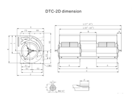 Jual DTC 2D Dimension