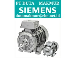 Jual PT DUTA MAKMUR SIEMENS AC MOTOR LOW VOLTAGE MADE IN JERMAN