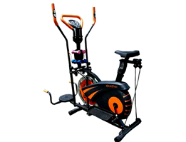 Jual Orbitrek Multi Fungsi Orange Black / orbitrack / orbitrek