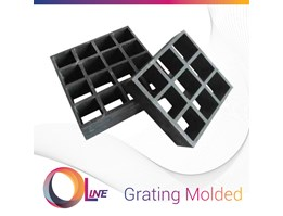 Jual FRP Molded Grating