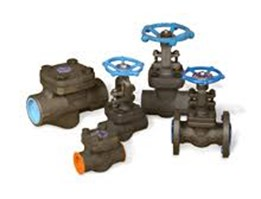 SMITH GATE VALVE, GLOBE VALVE, CHECK VALVE ASTM A182 F5, A105