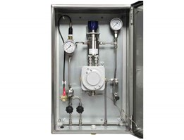 Jual SSNGH Natural Gas Sample System SHAW