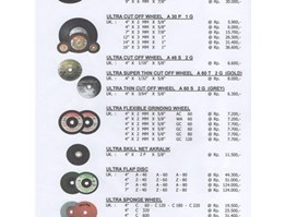 Jual TOUCH GRINDING WHEEL A 24 S 4 X 6MM