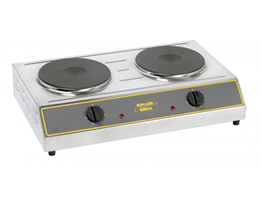 Jual RollerGrill - Double Electric Boiling Top Type ELR 4