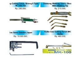Jual CUTTING TORCH KOIKE MK100