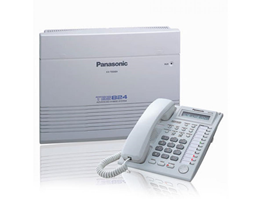 PABX PANASONIC TES824 3LINE 8 EXTENSION