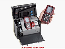 Jual Jual Flue Gas Analyzer