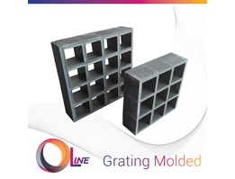 Jual Grating Molded