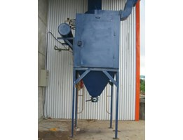 Jual DESIGN, SUPPLIER, FABRIKASI, JUAL DUST COLLECTOR