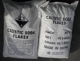 Jual Caustic Soda Flake