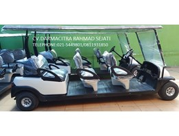 Jual Beli Golf Car Electric