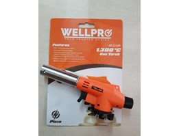Jual GAS Torch wellpro type 2101 new product cheap prize (harga murah)
