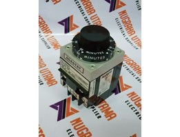 Jual AGASTAT 702201 TIMING RELAY 6-60MIN 24VDC
