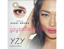 Jual SOFLENS YZY ONYX BROWN,GREY,HAZEL BROWN,LIGHT BROWN