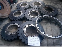 Rubber coupling centamax 8000