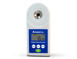 Digital Brix Meter Sugar Refractometer, Model 12221 Deltatrak usa