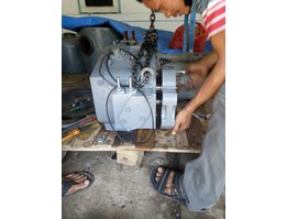Jual OVERHAUL COMPRESSOR CHILLER CARRIER 30HXC