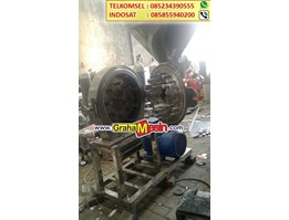 DISK MILL FFC 45 MESIN PENEPUNG STAINLESS STEEL