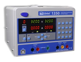 1350: TRIPLE OUTPUT PROGRAMMABLE DC POWER