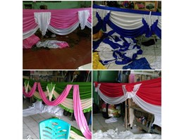 Jual Aneka Rumbai Tenda Pesta