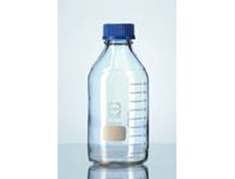 DURAN laboratory bottle square with DIN thread GL 45
