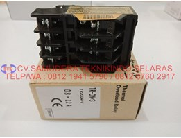Thermal Overload Relay TR-ON 3 0.8-1.2A