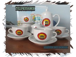 Jual Coffee set Densus 88