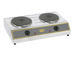 Jual Roller Grill Double Electric Boiling Top Model ELR 4