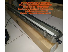 Jual TL Stainless Steel Ex Proof Flourescent Lamp Warom