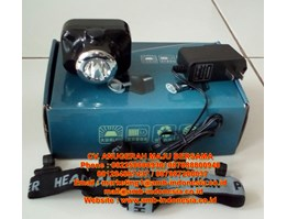 Senter Led Explosion Proof Rechargeable Head Lamp