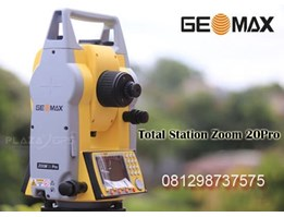Jual Total Station Geomax Zoom 20 Pro