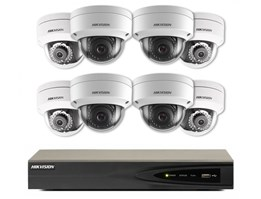 Jual Paket CCTV 8 Channel Performance IP-Hikvision