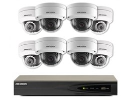 Jual Paket CCTV 8 Channel Ultimate IP-Hikvision